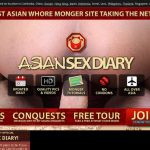 Asian Sex Diary Log In