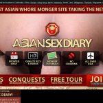 Asian Sex Diary Trial Membership $1