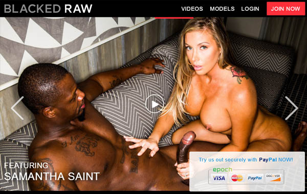 Blacked Raw With Pay Pal