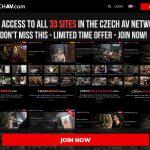 Free Czech AV Premium Account