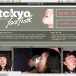 Freies Tokyo Face Fuck