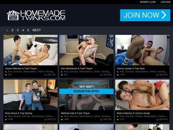 Homemadetwinks.com Gay Boys