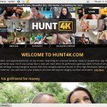 Hunt 4k Pay Pal Account
