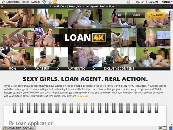 Loan 4k Trial Membership Deal