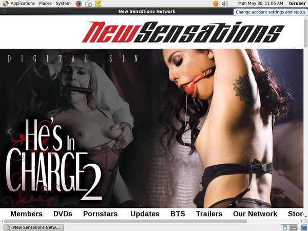 New Sensations Free Preview