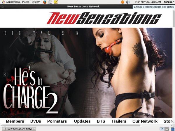 Newsensations Site