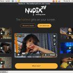 Nudex Live