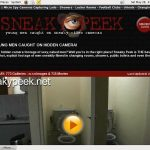Sneaky Peek Buy Tokens