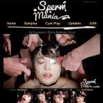 Sperm Mania Solo
