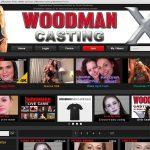X Casting Woodman Site Rip