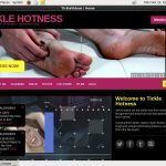 TICKLE HOTNESS Join Page