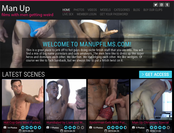 Man Up Films Payporn