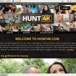 4k Hunt Sign Up