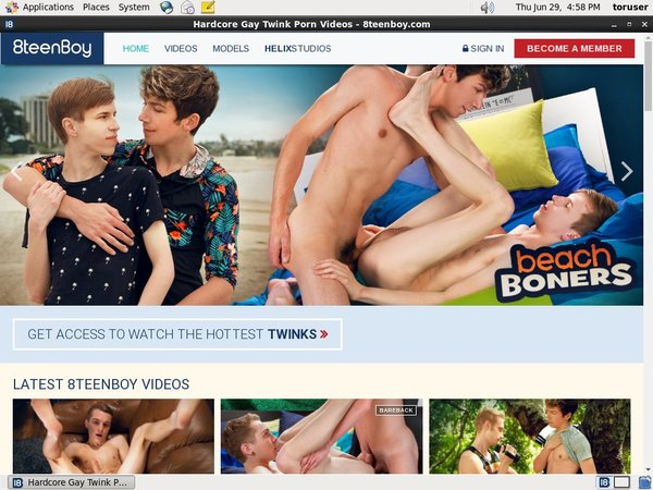 8teenboy.com Without Paying