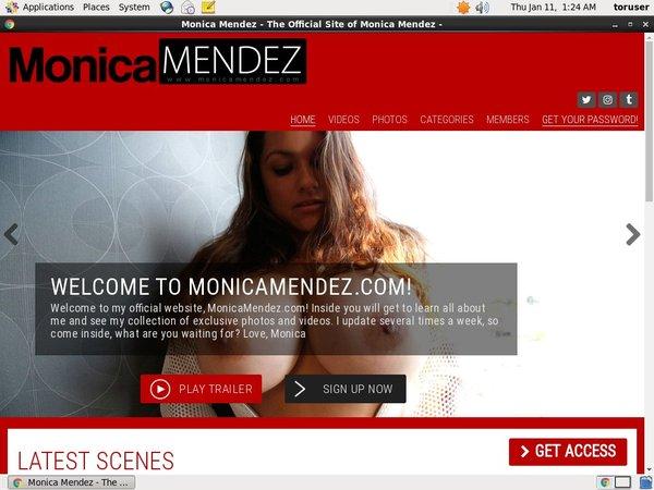 Monica Mendez Cheap Deal
