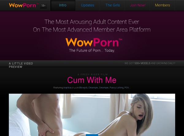 Using Paypal Wow Porn