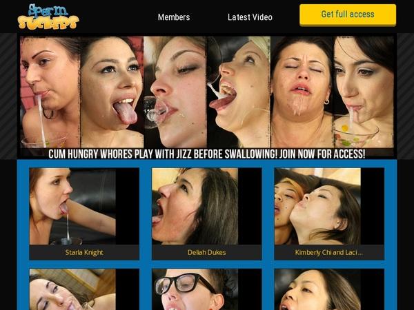 Sperm Suckers Discount On Membership
