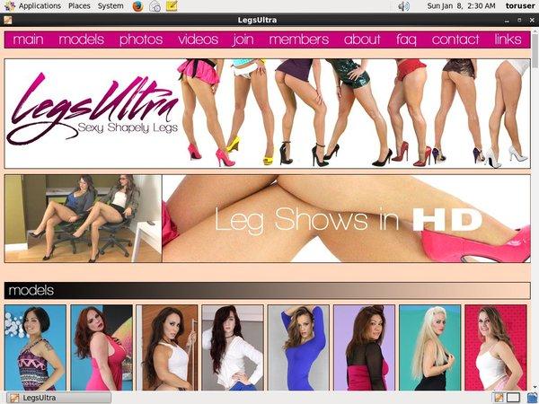 Legsultra.com Nude