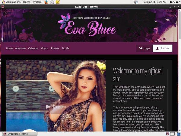 Evabluee.modelcentro.com Discount Code