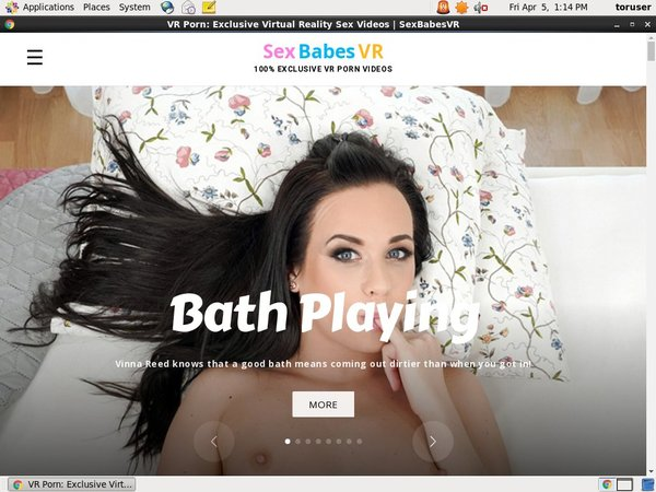 Sexbabesvr.com Free Access