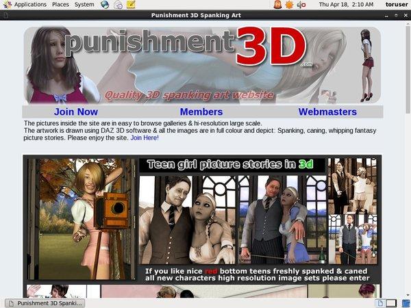 Deal Punishment3d.com