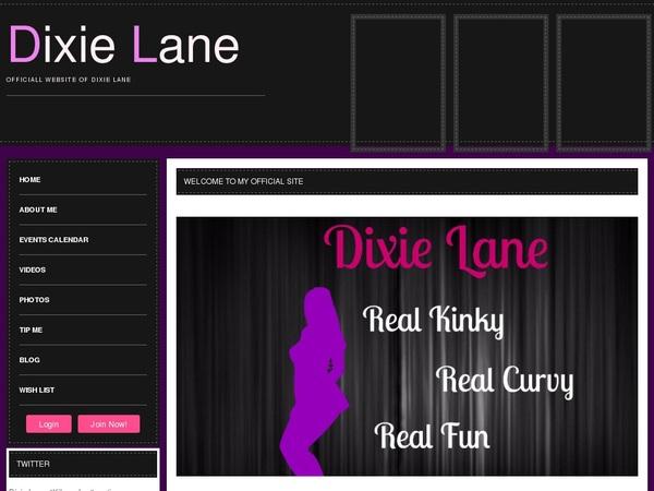 Dixie Lane Discount Codes