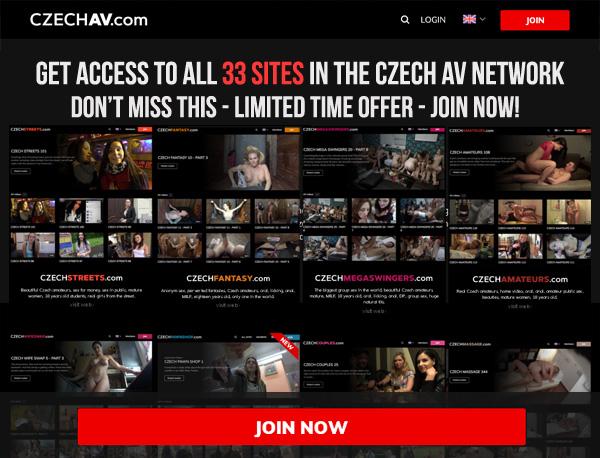 Czech AV Discount Codes