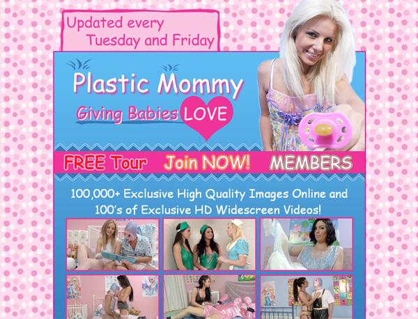 Plastic Mommy Discreet